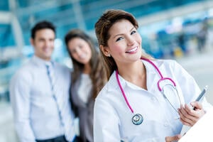 bigstock-Family-doctor-at-the-hospital--51365743